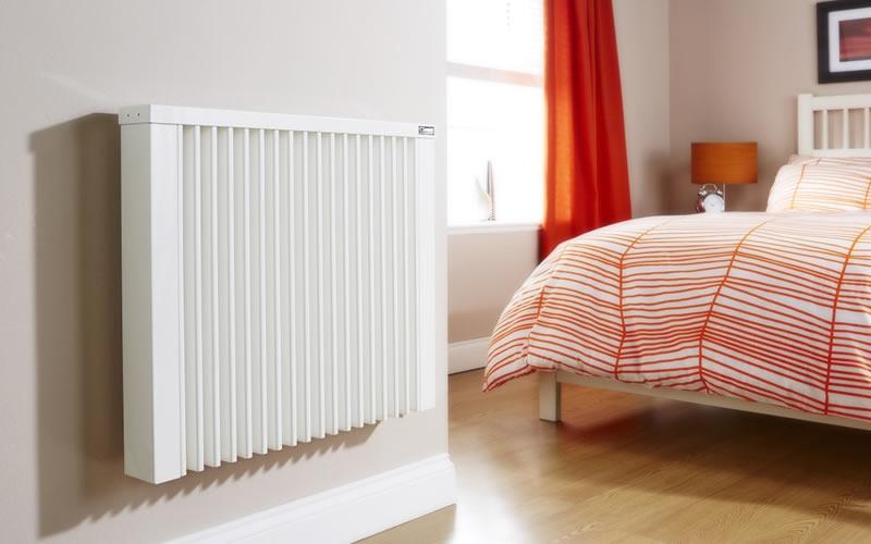 new radiator installation by ProHeat Plumbing & Heating